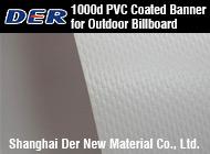 Shanghai Der New Material Co., Ltd.