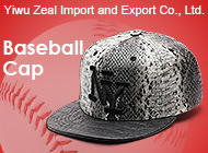 Yiwu Zeal Import and Export Co., Ltd.