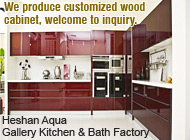 Heshan Aqua Gallery Kitchen & Bath Factory