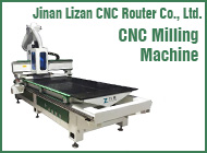 Jinan Lizan CNC Router Co., Ltd.