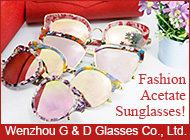 Wenzhou G & D Glasses Co., Ltd.
