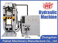Zhongshan Paktat Machinery Manufacture Co., Ltd.
