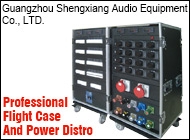 Guangzhou Shengxiang Audio Equipment Co., LTD.