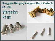 Dongguan Wenyang Precision Metal Products Co., Ltd.