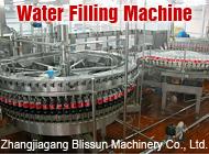 Zhangjiagang Blissum Machinery Co., Ltd.