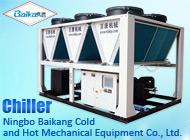 Ningbo Baikang Cold and Hot Mechanical Equipment Co., Ltd.