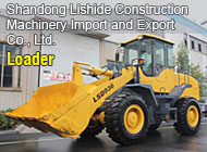 Shandong Lishide Construction Machinery Import and Export Co., Ltd.