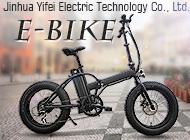 JinHua YiFei Electric Technology Co., Ltd.