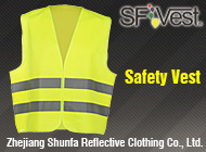 Zhejiang Shunfa Reflective Clothing Co., Ltd.