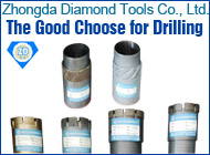Zhongda Diamond Tools Co., Ltd.
