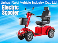 Jinhua Ruidi Vehicle Industry Co., Ltd.