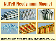 SHANGHAI NIAN HUNG MAGNETIC INDUSTRIAL CO., LTD.