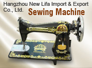 Hangzhou New Lifa Import & Export Co., Ltd.