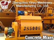 Zhengzhou Xinyu Machinery Manufacturing Co., Ltd.