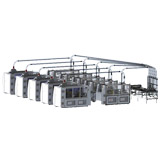 Paper Cup Forming Machine 5 Machine Connection