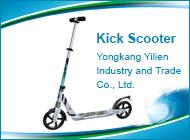 Yongkang Yilien Industry and Trade Co., Ltd.