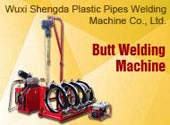 Wuxi Shengda Plastic Pipes Welding Machine Co., Ltd.