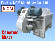 Dezhou NCM Machinery Co., Ltd.