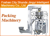 Foshan City Shunde Jingyi Intelligent Machinery Co., Ltd.