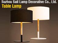 Suzhou Sail Lamp Decorative Co., Ltd.