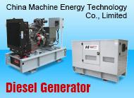 China Machine Energy Technology Co., Limited