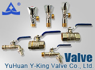 YuHuan Y-King Valve Co., Ltd.