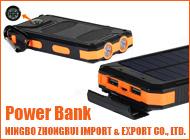 NINGBO ZHONGRUI IMPORT & EXPORT CO., LTD.