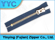 Yinying (Fujian) Zipper Co., Ltd.