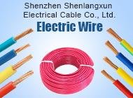 Shenzhen Shenlangxun Electrical Cable Co., Ltd.