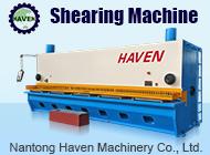 Nantong Haven Machinery Co., Ltd.