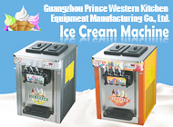 Guangzhou Prince Western Kitchen Equipment Manufacturing Co., Ltd.