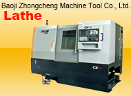 Baoji Zhongcheng Machine Tool Co., Ltd.