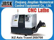 Zhejiang Jingdian Numerical Control Equipment Co., Ltd.