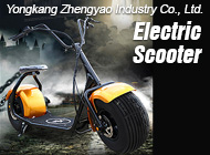 Yongkang Zhengyao Industry Co., Ltd.