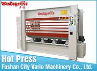 Foshan City Vario Machinery Co., Ltd.
