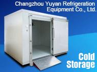 Changzhou Yuyan Refrigeration Equipment Co., Ltd.
