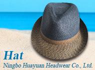 Ningbo Huayuan Headwear Co., Ltd.