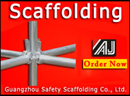 Guangzhou Safety Scaffolding Co., Ltd.