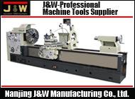 Nanjing J&W Manufacturing Co., Ltd.