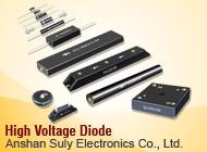 Anshan Suly Electronics Co., Ltd.