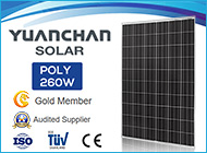 Huai'an Yuanchan Solar Technology Co., Ltd.