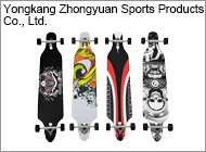 Yongkang Zhongyuan Sports Products Co., Ltd.