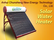 Anhui Chunsheng New Energy Technology Co., Ltd.