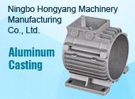 Ningbo Hongyang Machinery Manufacturing Co., Ltd.