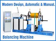 Shanghai Jianping Dynamic Balancing Machine Manufacturing Co., Ltd.
