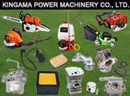 KINGAMA POWER MACHINERY CO., LTD.