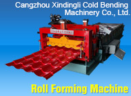 Cangzhou Xindingli Cold Bending Machinery Co., Ltd.