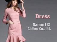 Nanjing TTX Clothes Co., Ltd.