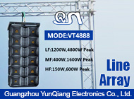 Guangzhou YunQiang Electronics Co., Ltd.