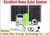 Suzhou Lumos New Energy Technology Co., Ltd.